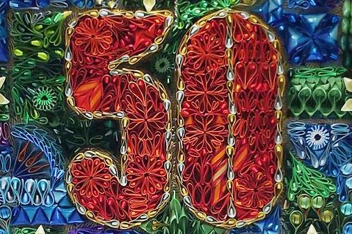株式会社SHINDOは創業50周年を迎えました!