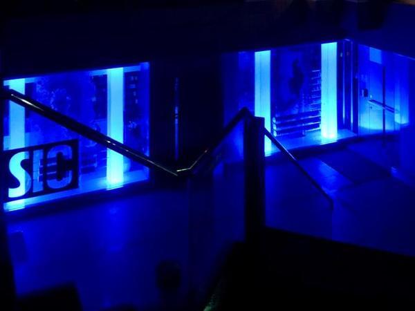 原宿のリボンストリートを青い光で照らす「#LightItBlue」(ライトイットブルー)~新型コロナウイルスとたたかう、医療従事者の方々への感謝を込めて~