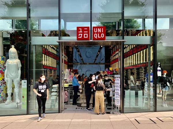 WITH HARAJUKUにユニクロ原宿店オープン!
